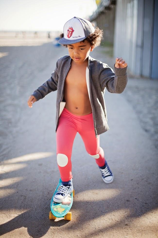 Loola Baby boys skater style