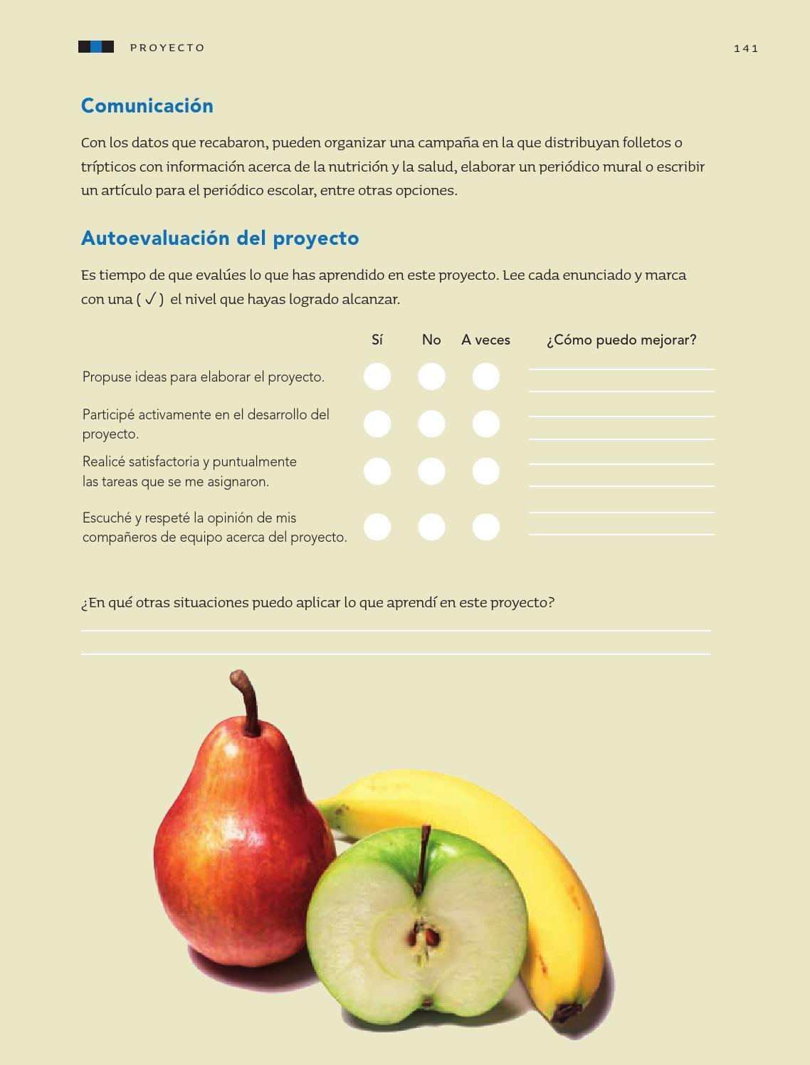 La importancia de la nutrici n y la salud ciencias for Importancia de los viveros forestales