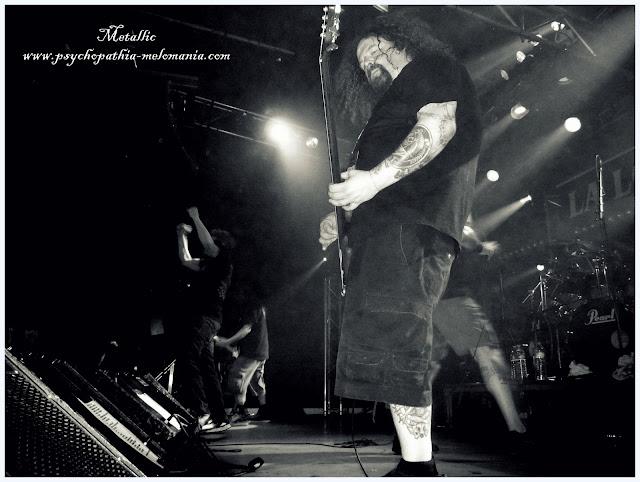 Shane Embury (Napalm Death)