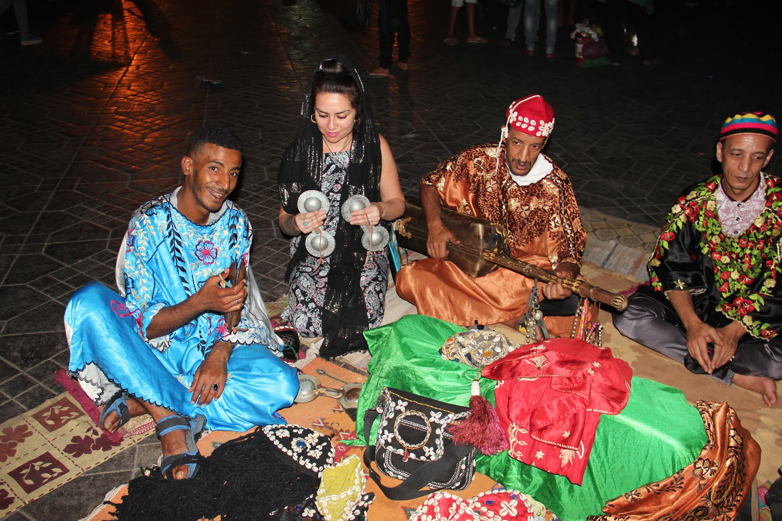 Música Gnawa