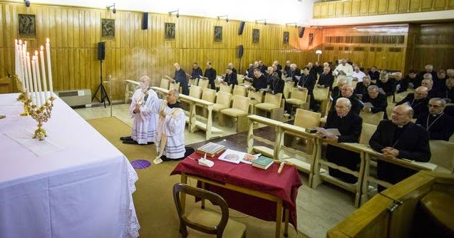 The Lenten Exercises of the Roman Curia