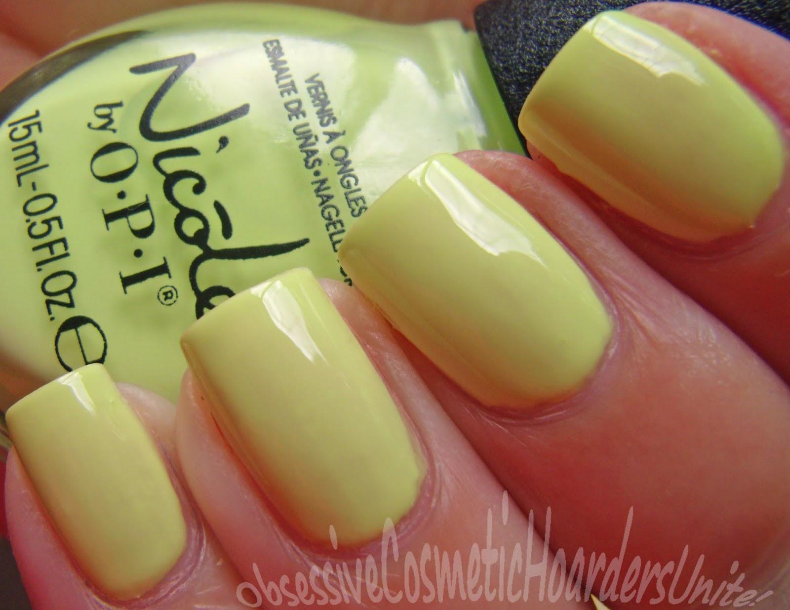 Obsessive Cosmetic Hoarders Unite!: July 2014