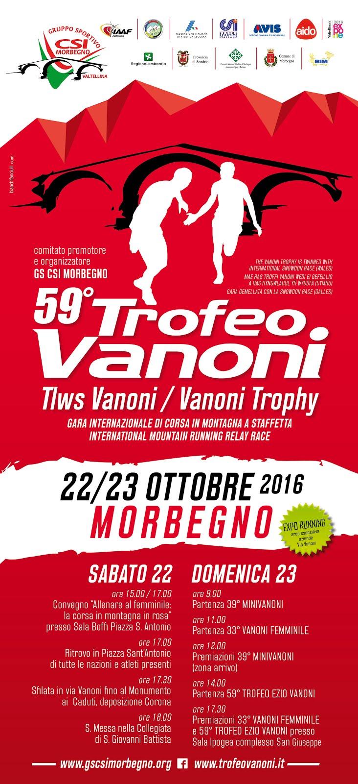 59° TROFEO VANONI