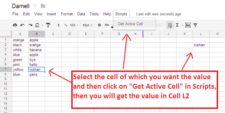 Excel Set Cell Value To Another Cell