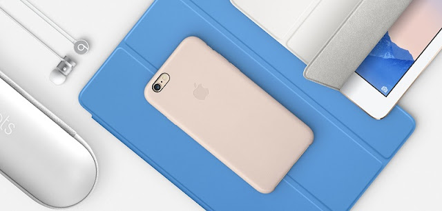 Acessórios da Apple encontrados na Apple Store