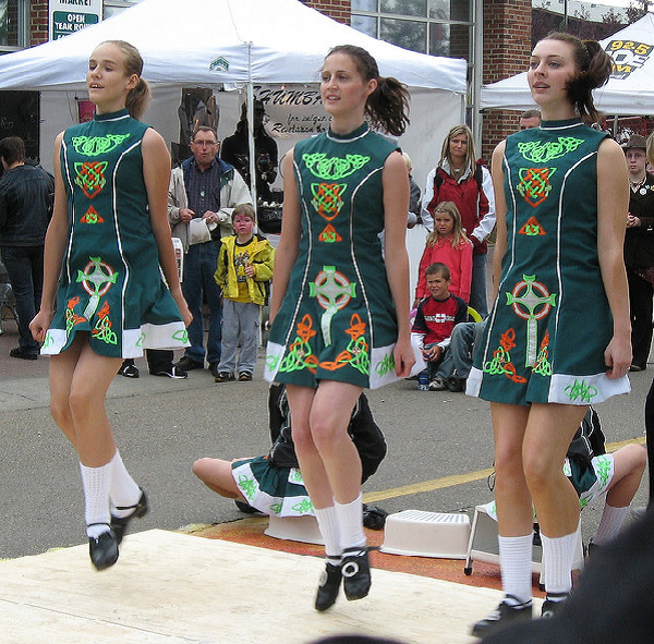Irish-Italian Festival - Dance