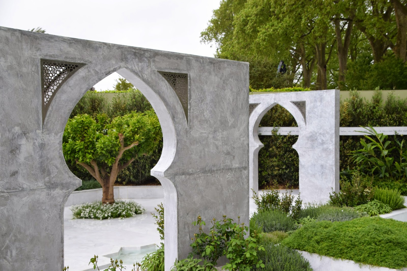 Islamic Gardens And Landscapes Chelsea flower show 2015 workwithnaturefo