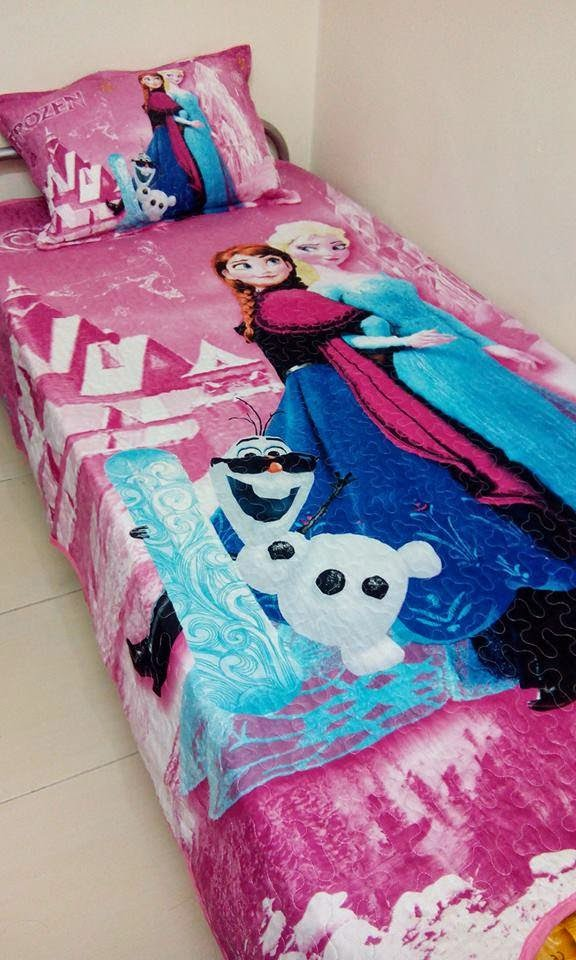 set cadar patchwork frozen