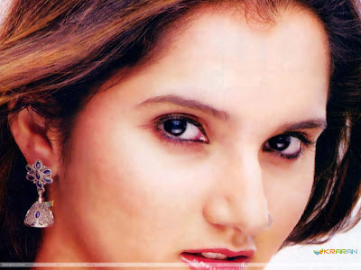 Ipl 5 | Cricket Wallpaper | Olampics Wallpaper: SANIA MIRZA PICTURE