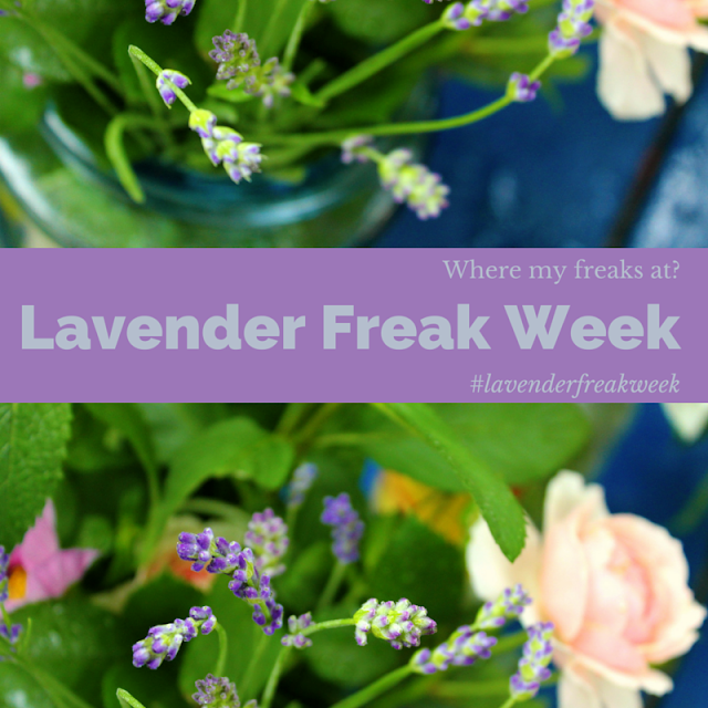 How to store and dry lavender #lavenderfreakweek