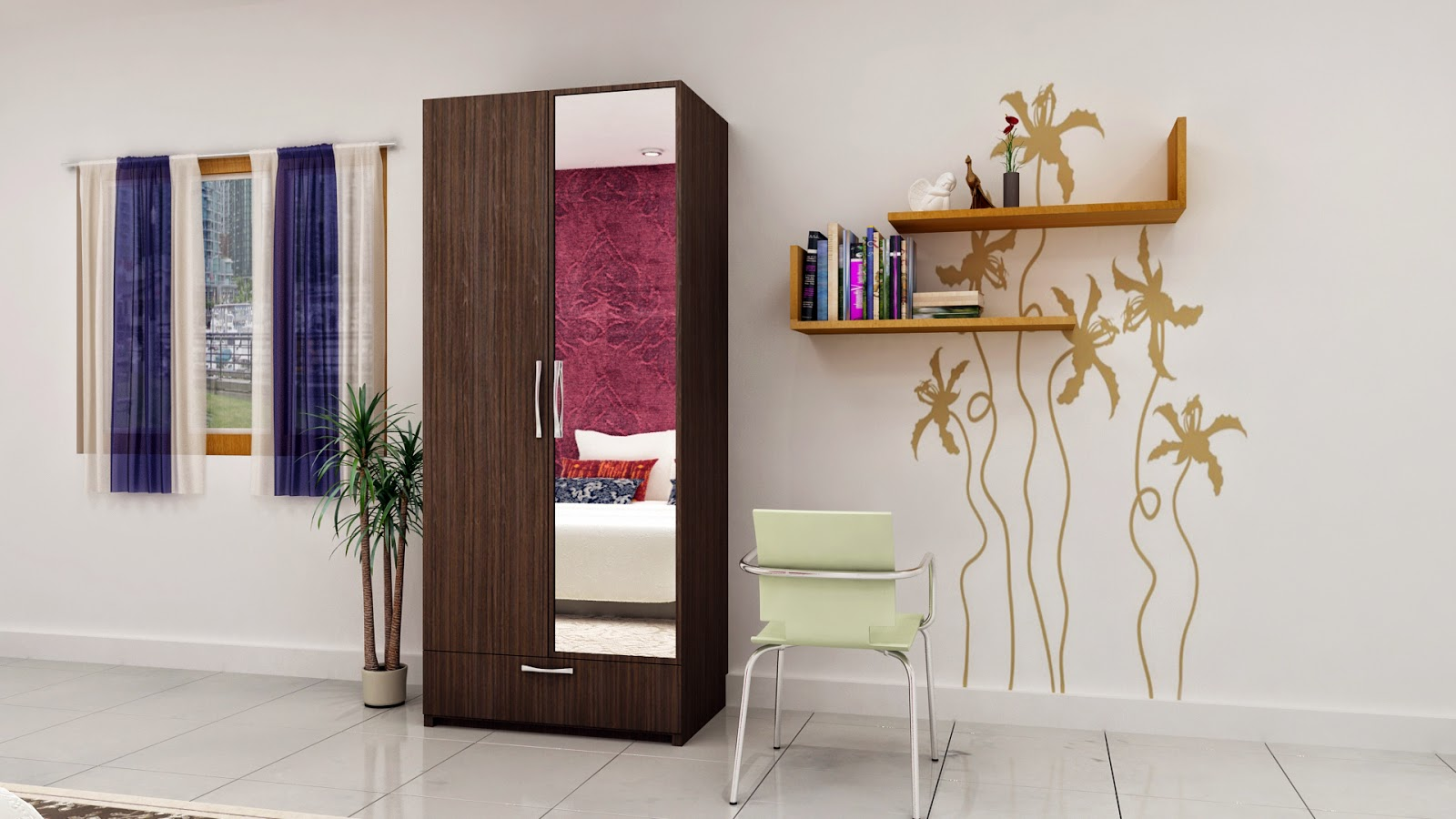 bedroom wardrobes interior decor blog customfurnish com