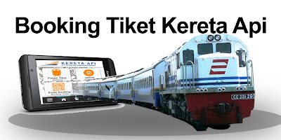 Cara Pesan Tiket Kereta dengan Blackberry