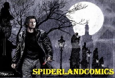 Un análisis a la colección de Dampyr en Spiderland Cómics
