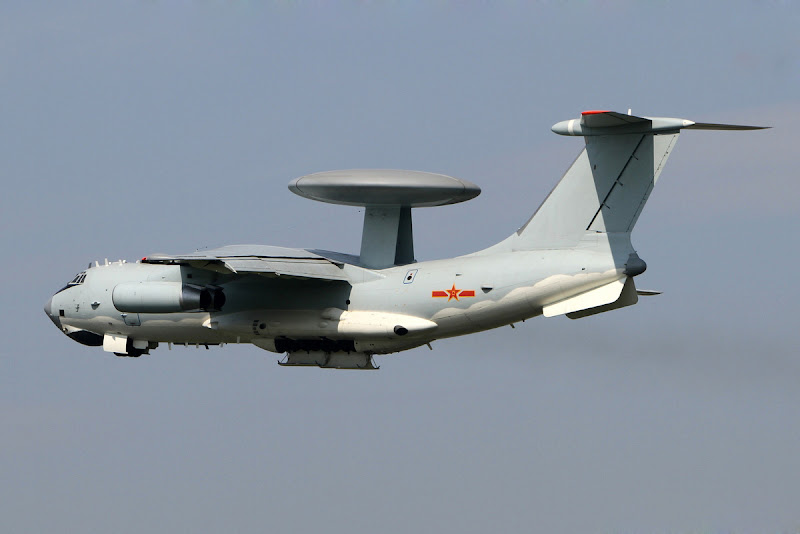 KJ-2000 Chinese Early Warning Aircraft