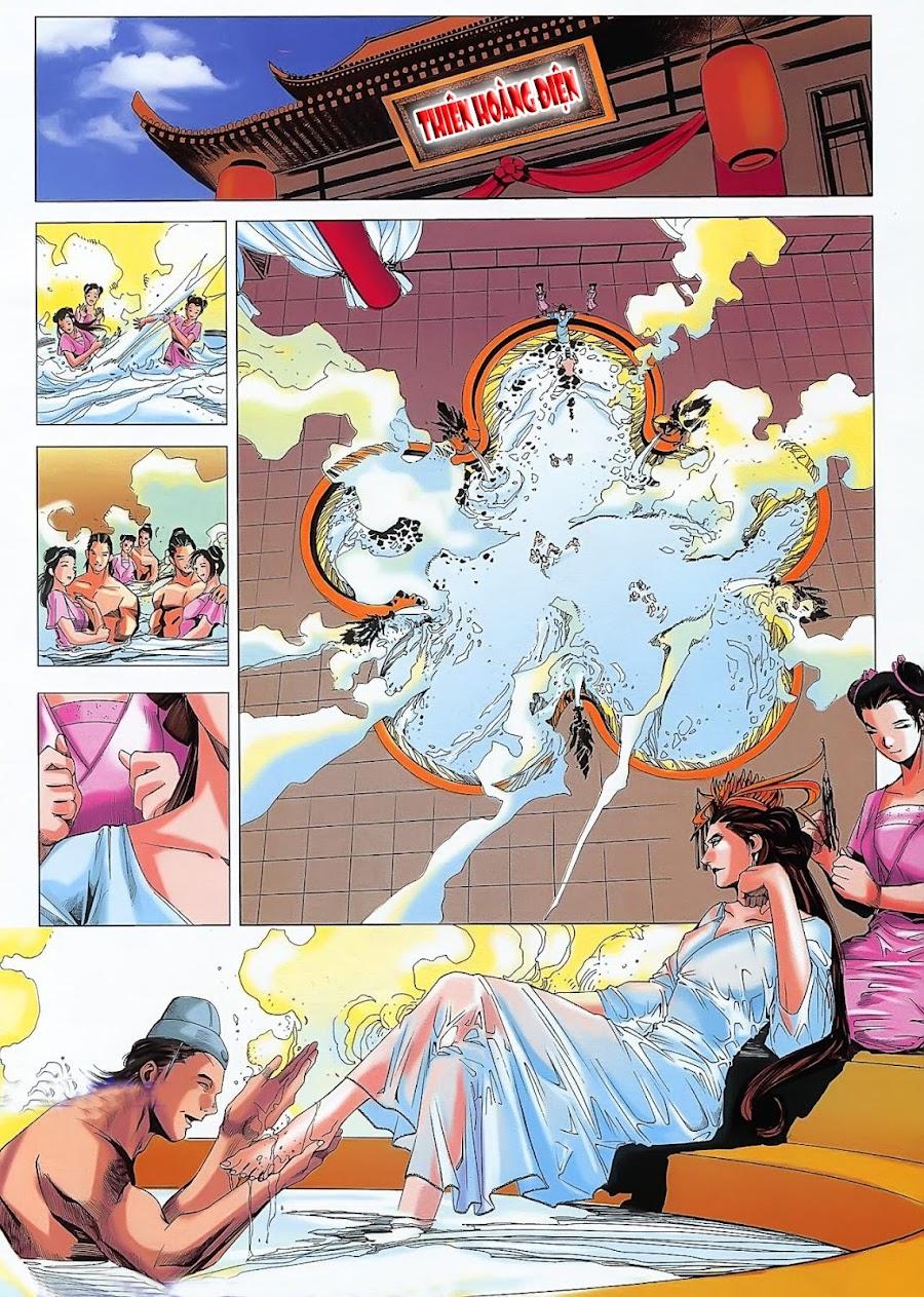 Lục Đạo Thiên Thư chap 33 - Trang 19