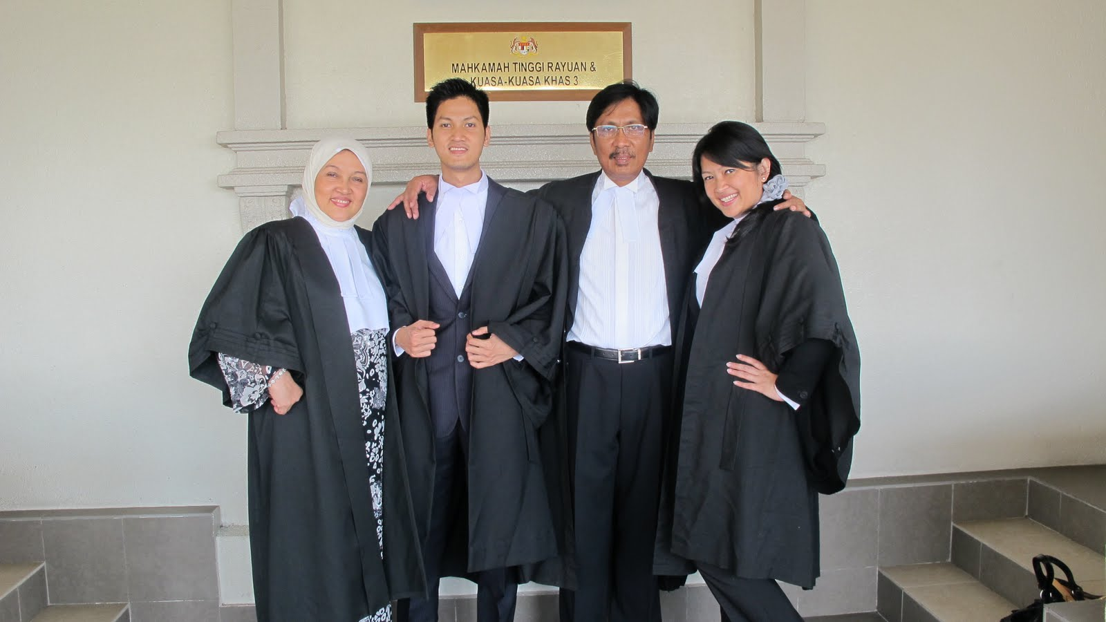 Advocate and Solicitor, High Court of Malaya | sometimes I ...