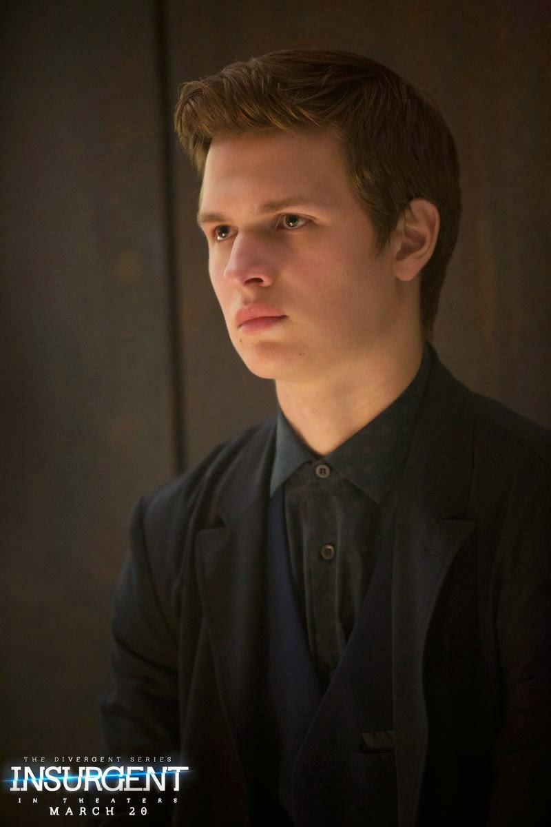 Caleb Prior - Insurgent