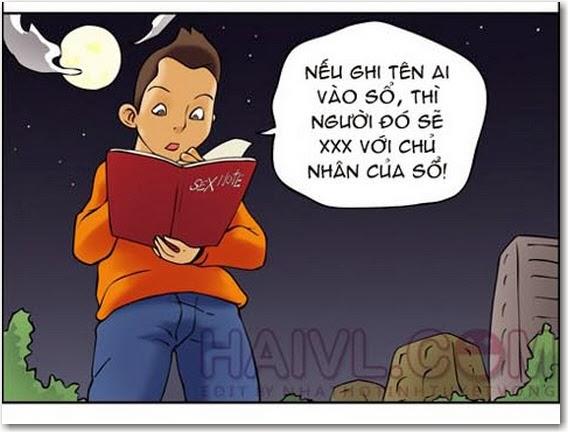 Kim Chi và Củ Cải phần 887 - Sổ Tay