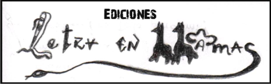 Ediciones Letra en Llamas