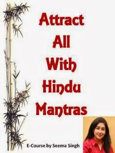E-Course - Attract all with Hindu Mantras