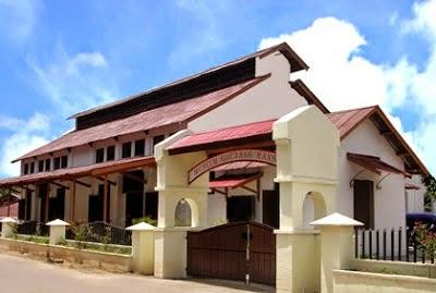 Minang Rancak – Museum Gudang Ransum Sawahlunto