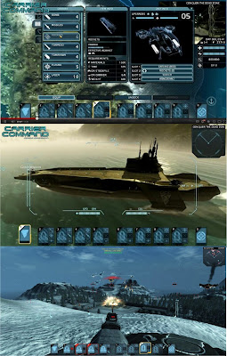 screen Carrier Command Gaea Mission