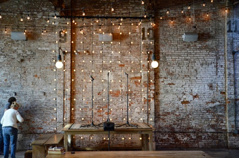 Universal Light and Sound - Recent Events: String Lights and ...