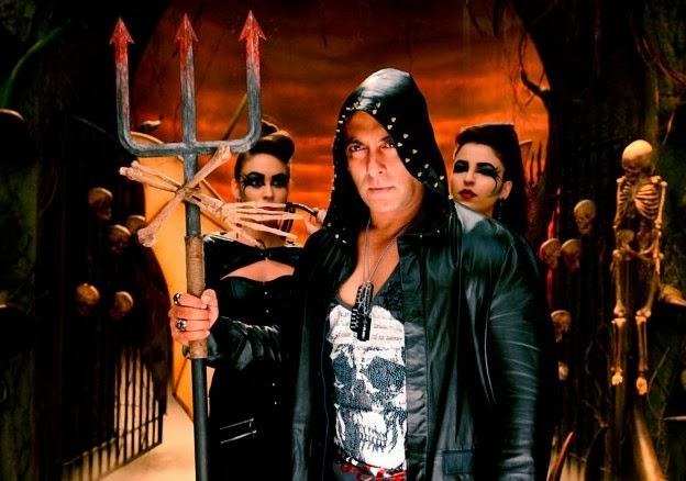 Bigg Boss 7: Depicting  Jahannum ka Aaw