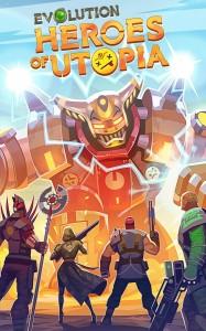 Evolution Heroes of Utopia MOD APK 1.1.5