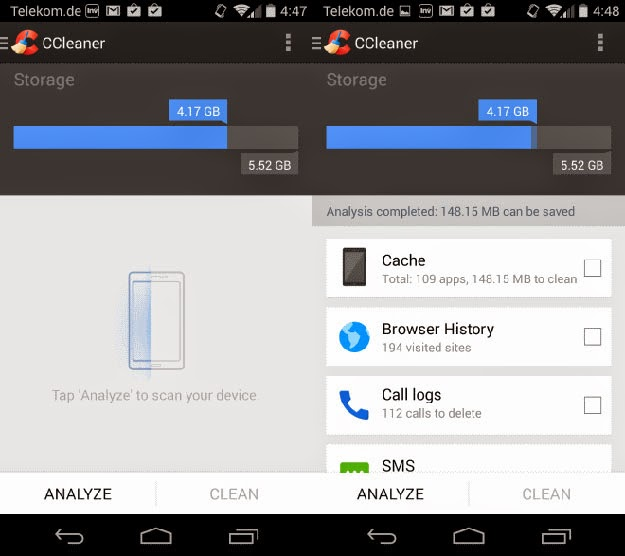 ccleaner descargar android