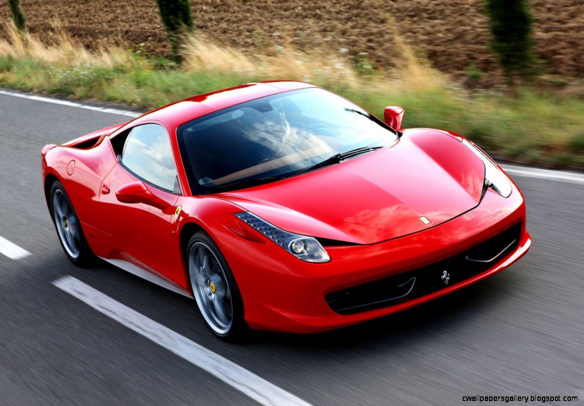 Ferrari 458 Italia Cars