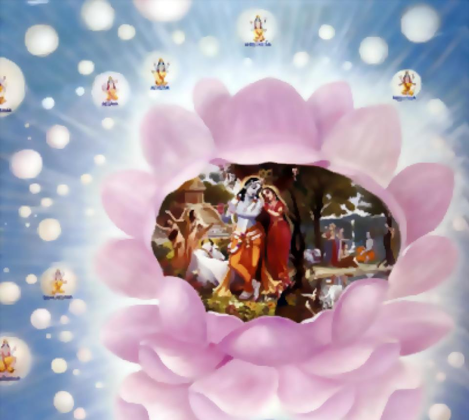Chante - und erinnere Sadhu-Sanga !