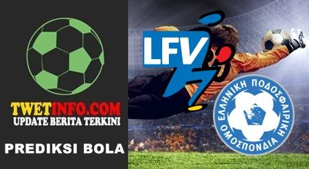 Prediksi Score Liechtenstein U21 vs Greece U21 07-09-2015