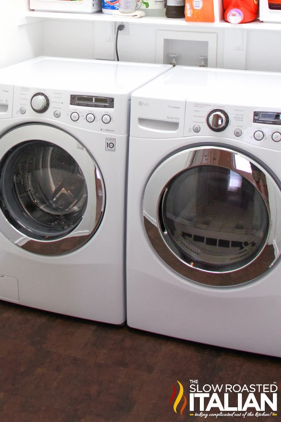 how to clean top loader washing machine