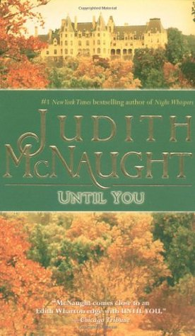 Until You.  Book Cover