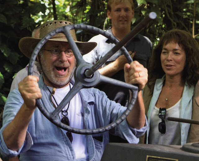 BEHIND THE SCENES INDIANA JONES