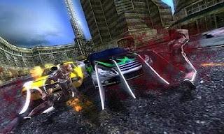Car Armageddon QVGA
