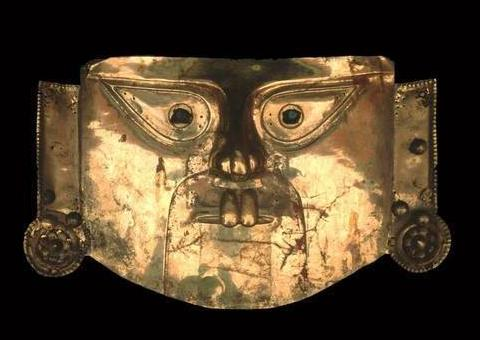 Cortocircuito mil a os del oro de los incas una for Que es una beta de oro
