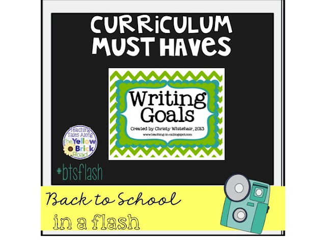 https://www.teacherspayteachers.com/Product/Writing-Goals-Interactive-Chart-for-All-61-Traits-756392