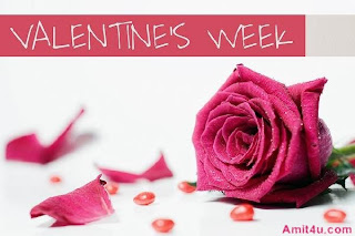 List Of Valentine Week