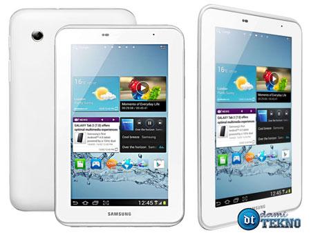 harga tablet Samsung Galaxy Tab 2 7.0 Espresso Wi-Fi P3110
