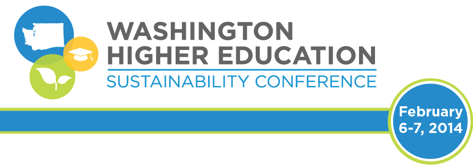 Washington higher education sustainability conference
