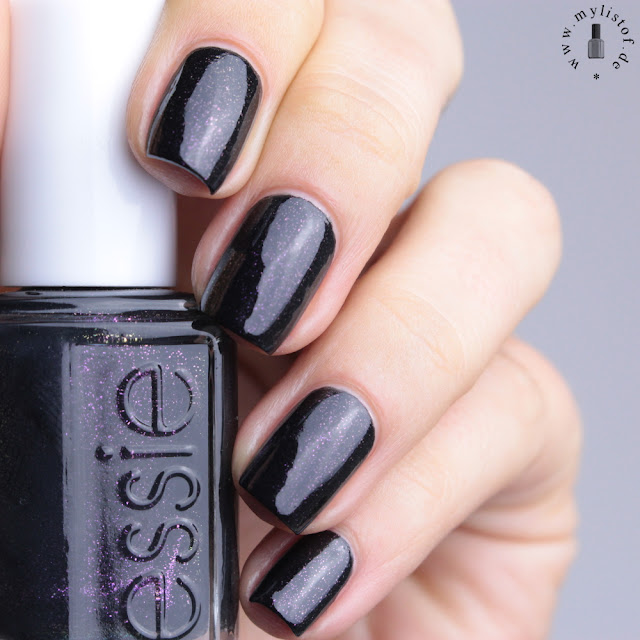 Essie Haute Tub Winter 2015 LE Swatch