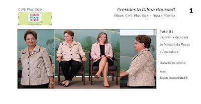 Dilma Rousseff e Gleisi Hoffman