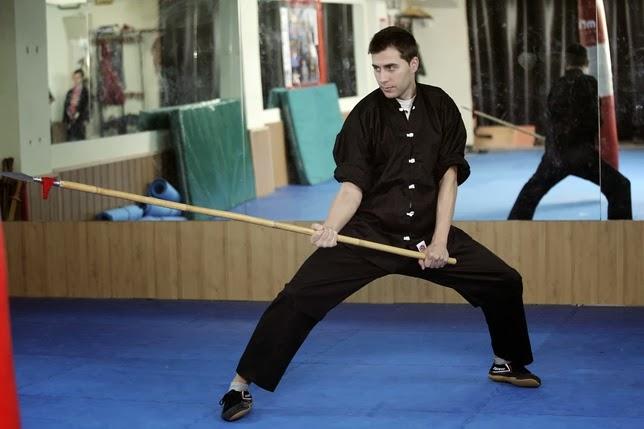Kung Fu, Eduardo Lurueña 2