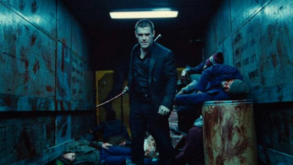Josh Brolin stars in the American remake of Oldboy