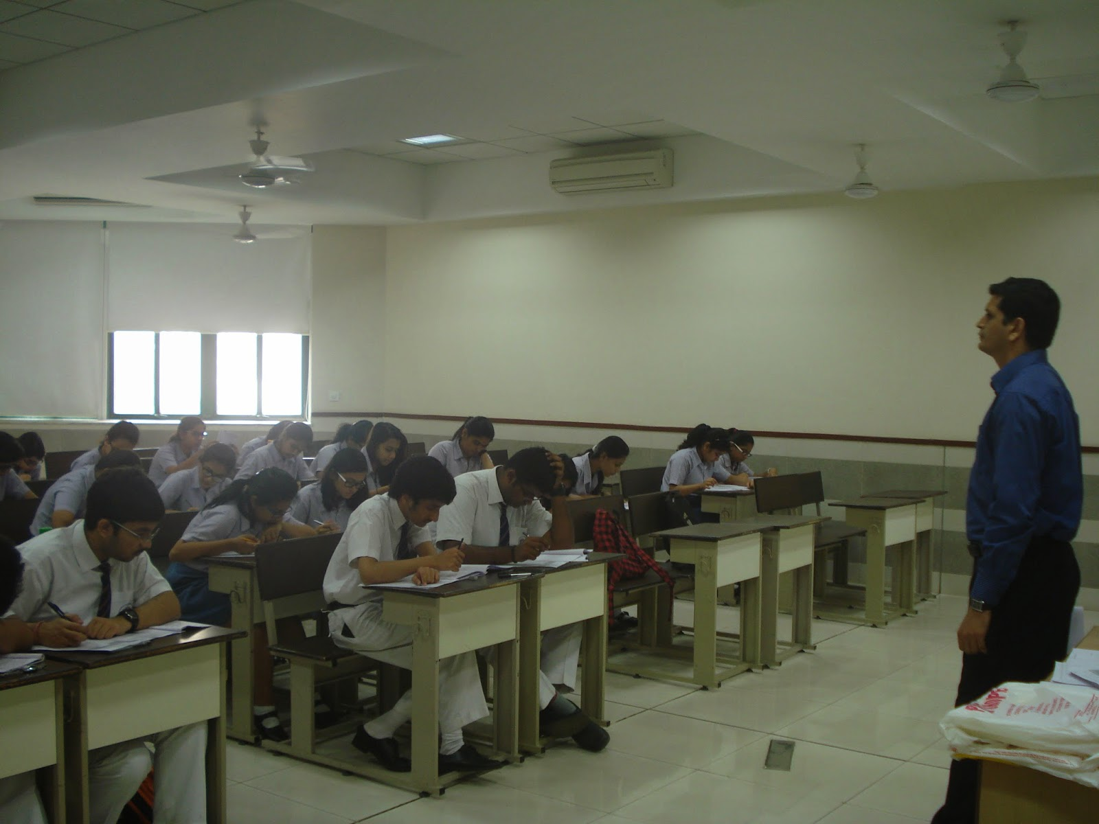 Career Guidance for school students with aptitude tests