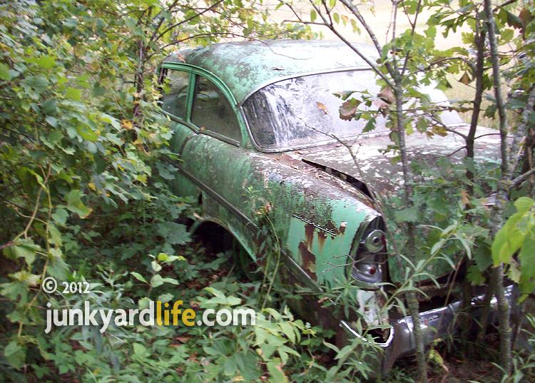 Chevrolet Junk Yards Find Used Chevy Parts | Autos Weblog