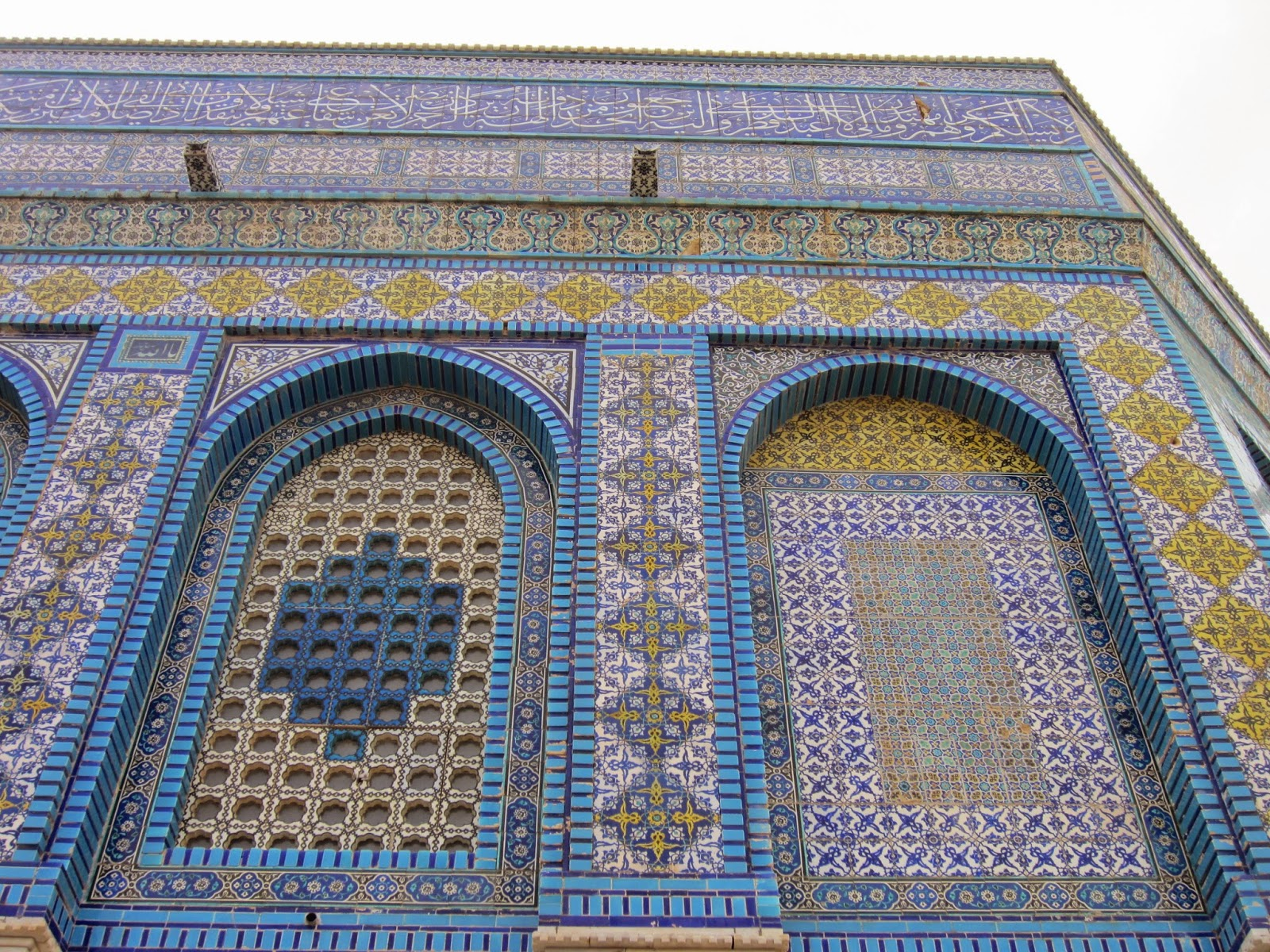 Mosaics 2, Dome of the Rock, Jerusalem