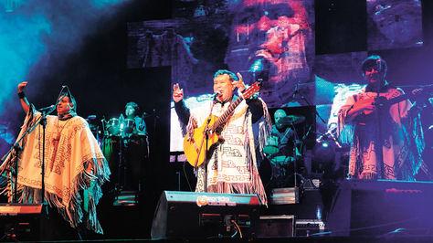 Lo mejor d ela música boliviana 2012